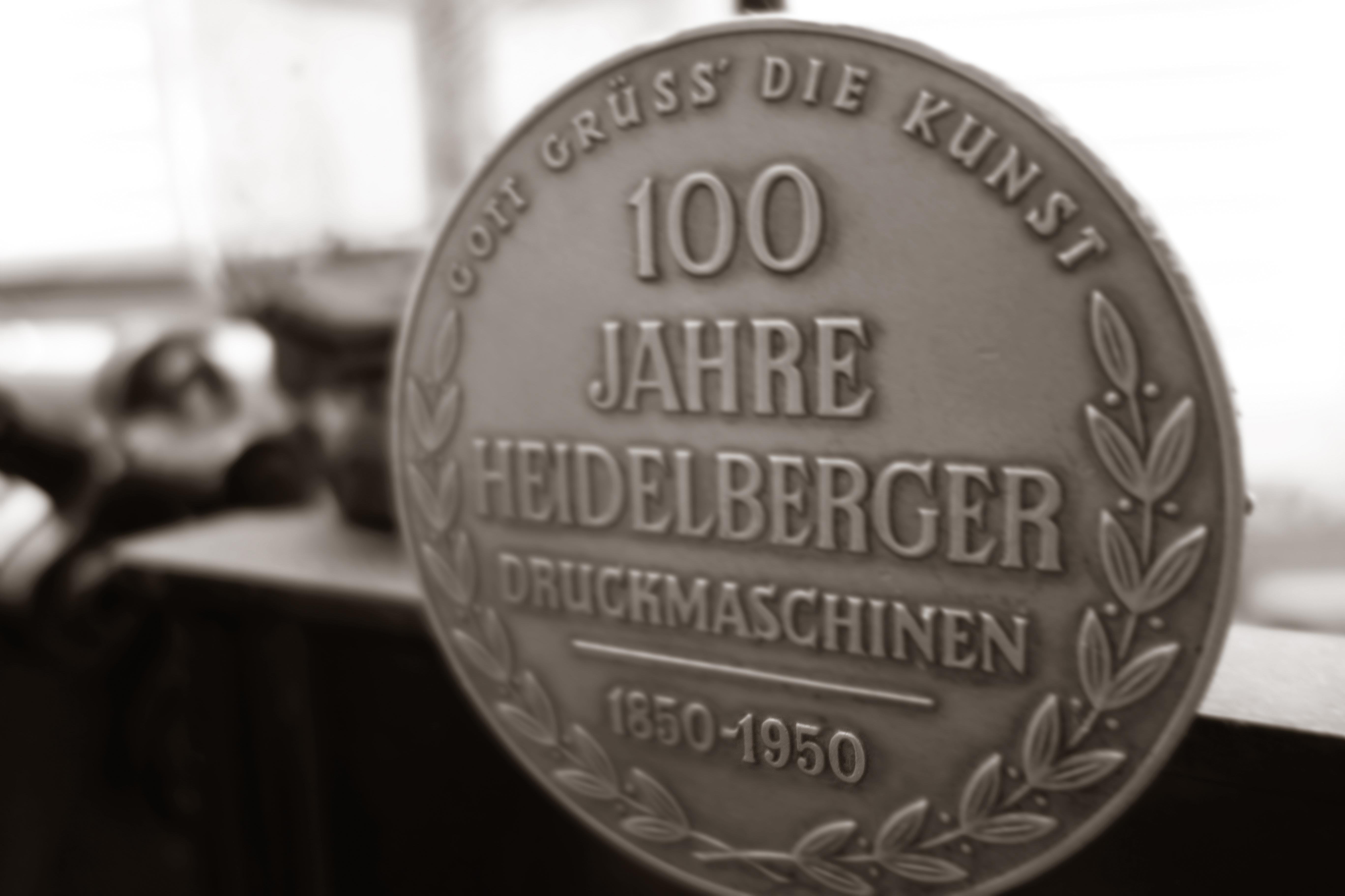 100 Jahre Heidelberg